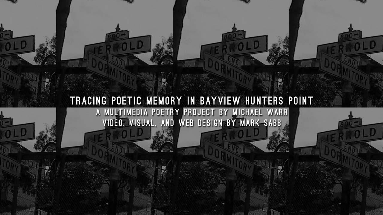 Tracing Poetic Memory